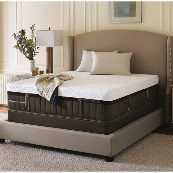Lux Estate Hybrid 13.5 Firm Mattress by Stearns & Foster