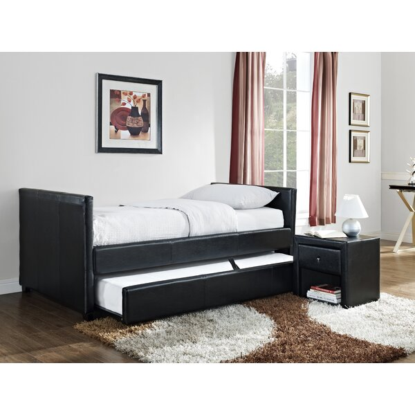 Keasler Daybed with Trundle by Winston Porter