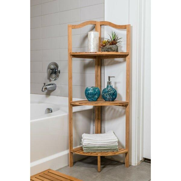 Corner Unit Bookcase by Zora