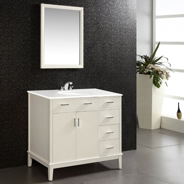 Urban Loft 36 Single Bathroom Vanity Set by Simpli HomeUrban Loft 36 Single Bathroom Vanity Set by Simpli Home