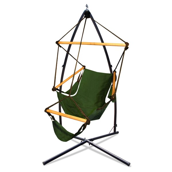 Heathfield Summit Chair Hammock with Stand by Freeport Park Freeport Park