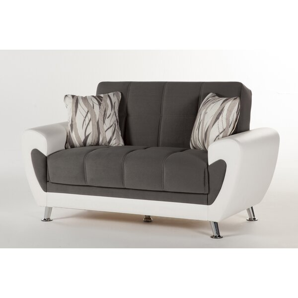The Most Stylish And Classic Solihull Plato Sofa Bed by Orren Ellis by Orren Ellis