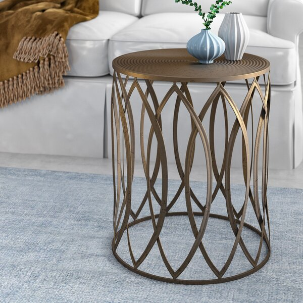 Mchaney Sutton End Table by Mercury Row