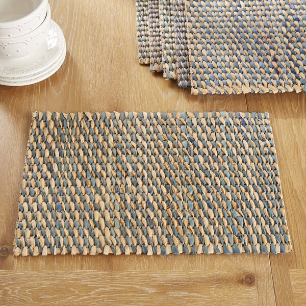 Pescadero Placemats (Set of 4) by Birch Lane™