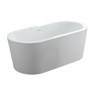 Dionysus 60 x 30 Freestanding Soaking Bathtub