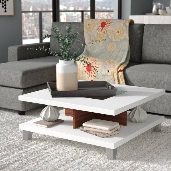 Cuffie Coffee Table With Storage By Ivy Bronx