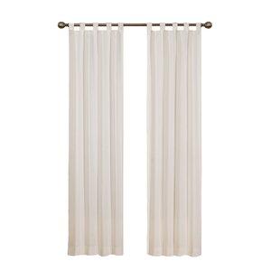 63 Inch Sheer White Curtains Wayfair