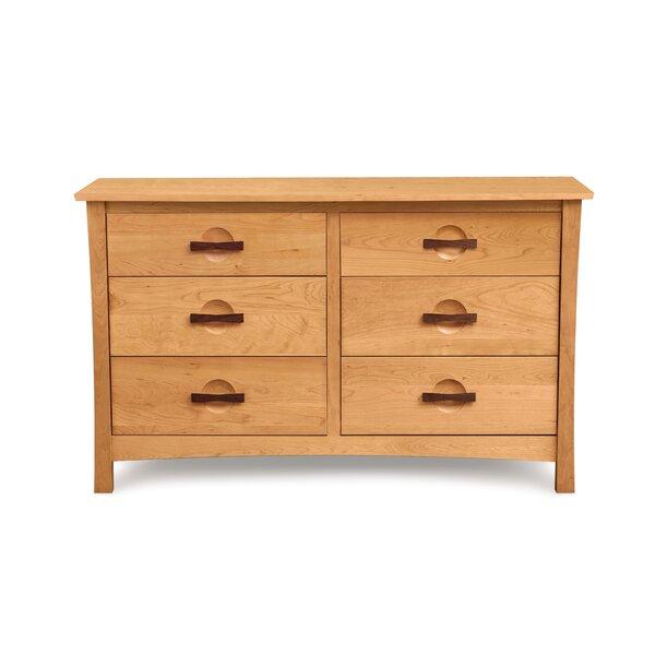 Berkeley 6 Drawer Dresser by Copeland Furniture