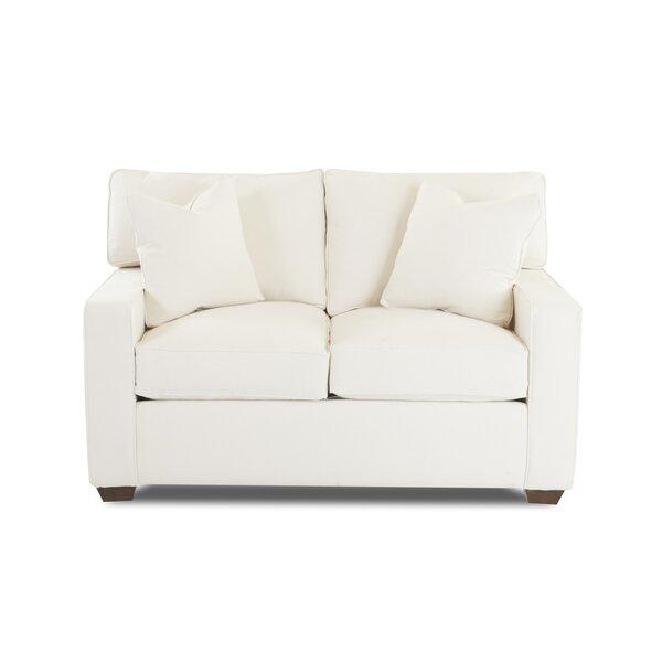 Brisa Loveseat By Wayfair Custom Upholstery™ 2019 Sale