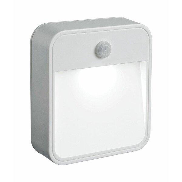 Plastic Motion-Sensing LED Night Light by Mr. Beams