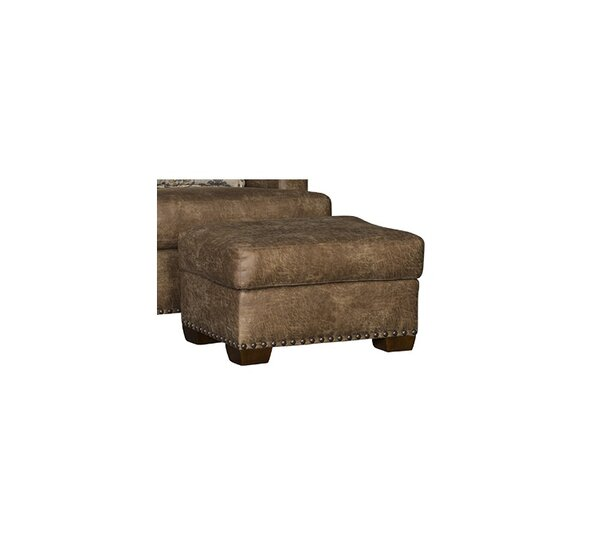 Taunton Cocktail Ottoman By Chelsea Home