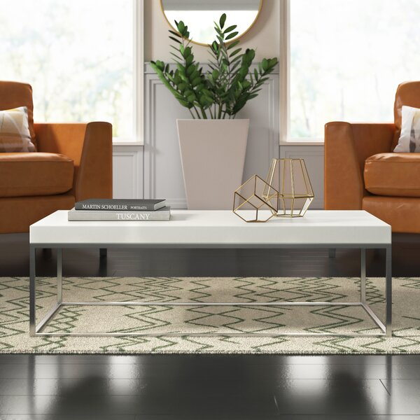 Oconnell Coffee Table by Mercury Row
