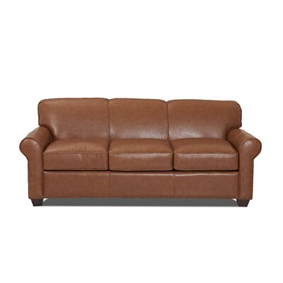Leather Red Sofas You Ll Love In 2019 Wayfair