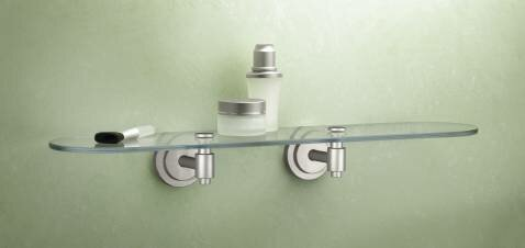 Iso Wall Shelf by Home Care by Moen
