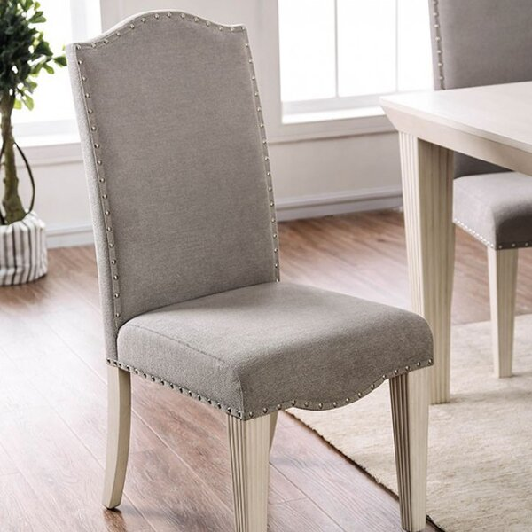 Calila Upholstered Dining Chair (Set of 2) by Birch Lane™