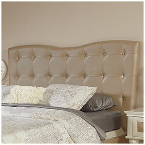 Paris Upholstered Panel Headboard by Najarian Furniture