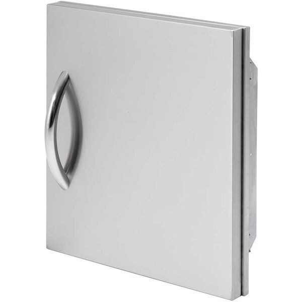 18 Single Stainless Steel Access Door by Cal Flame
