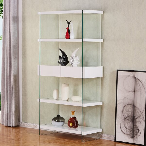 Kavir Standard Bookcase By Orren Ellis