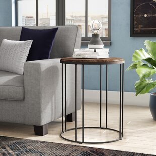 Loma End Table August Grove