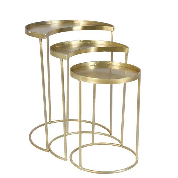 Egremt 3 Piece Nesting Tables By Mercer41