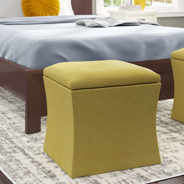 Page Storage Ottoman by Birch Lane™ Heritage