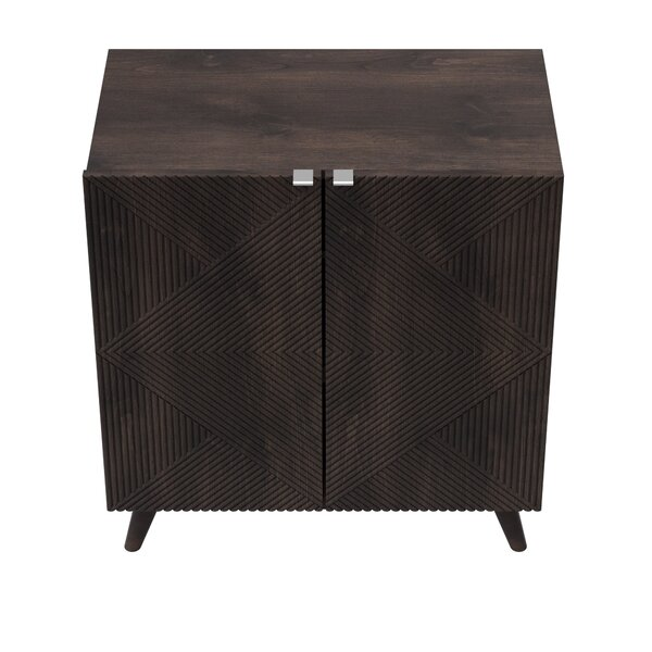 Deals Price Halvorsen 2 Door Accent Cabinet