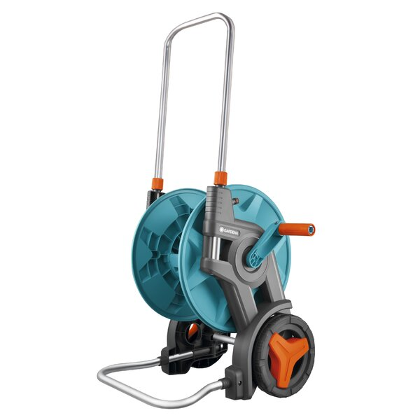 Plastic Hose Reel Cart by Gardena