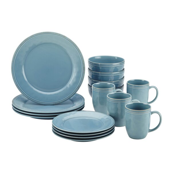 sc 1 st  Wayfair & Earthenware Dinnerware Sets You\u0027ll Love | Wayfair