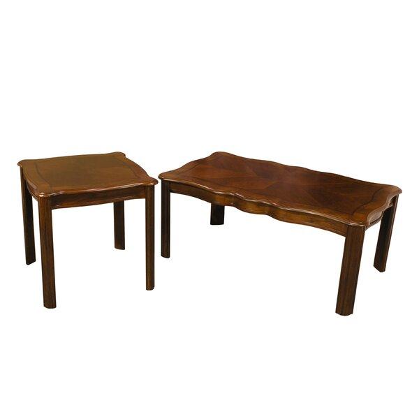 Grunewald 2 Piece Coffee Table Set by Alcott Hill Alcott Hill