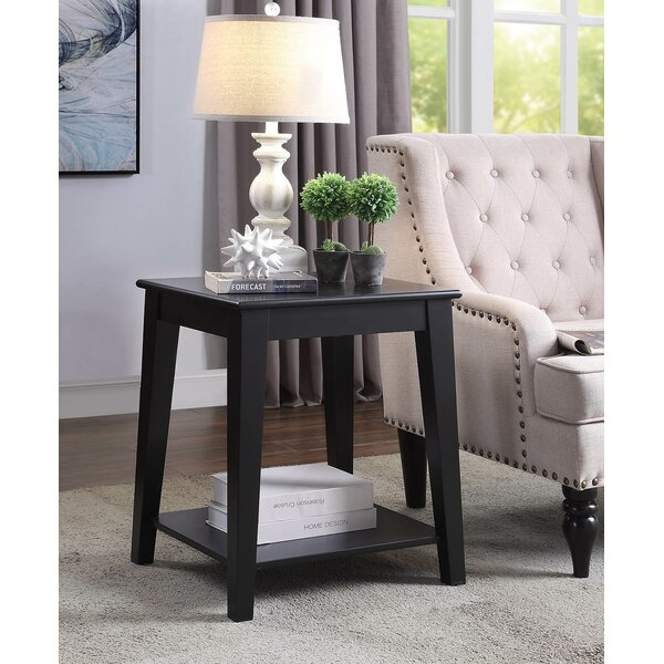 Coral End Table by Latitude Run