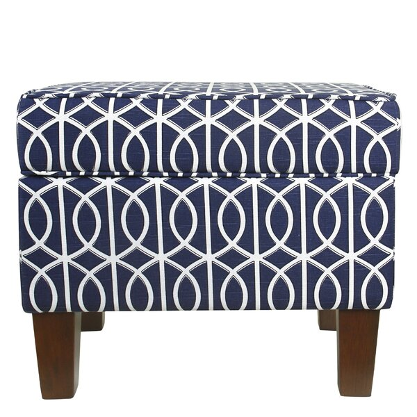 Hoard Storage Ottoman by Wrought Studio