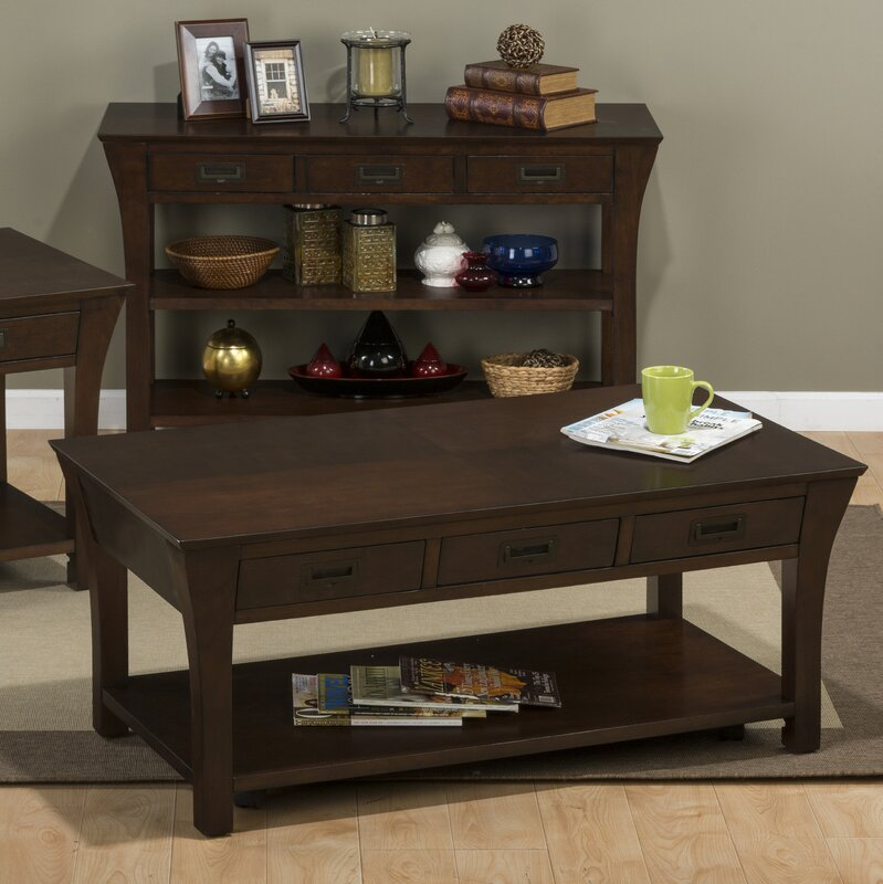 Jofran Artisan Coffee Table Reviews