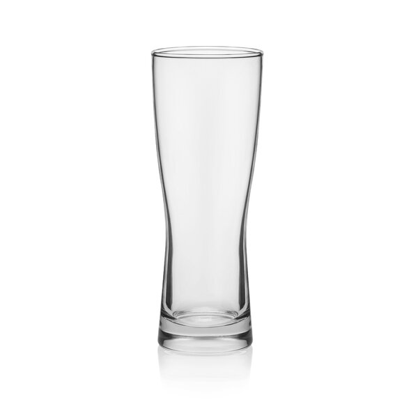 Braves Beer 13 oz. Glass Pint Glasses (Set of 4) by Libbey