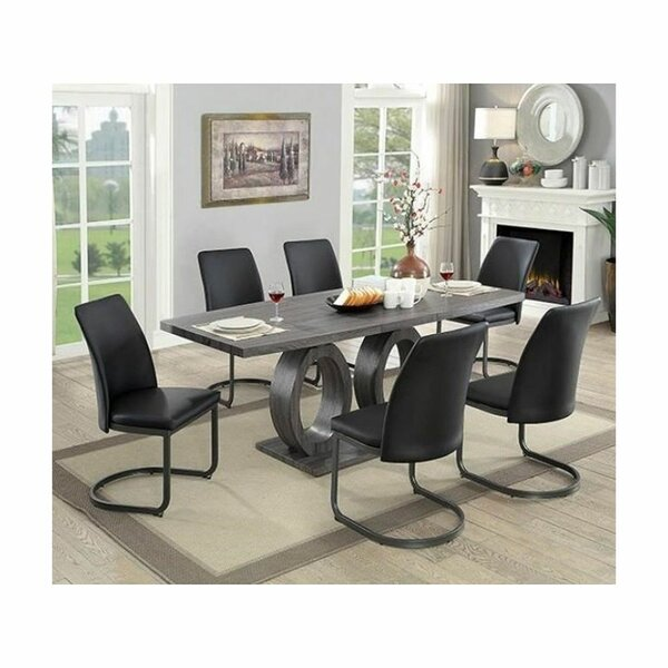 Tavares 7 Piece Dining Set by Brayden Studio