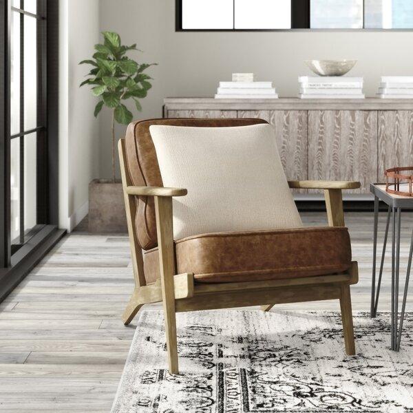 Wiggins Armchair by Trent Austin Design Trent Austin Design