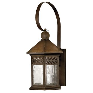 Compare & Buy Westwinds 3-Light Outdoor Wall Lantern By Hinkley Lighting