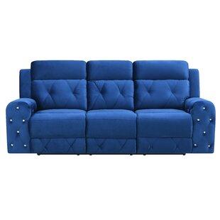 Lefever Jewel Embellished Power Reclining Sofa
