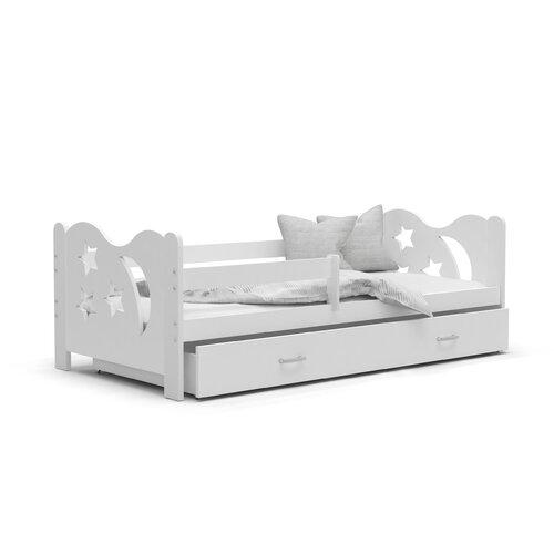 Funktionsbett Duffy mit Schublade| 80 x 160 cm Harriet Bee Farbe (Bettgestell): Weiß| Matratze enthalten: Ja | Schlafzimmer > Betten > Funktionsbetten | Harriet Bee