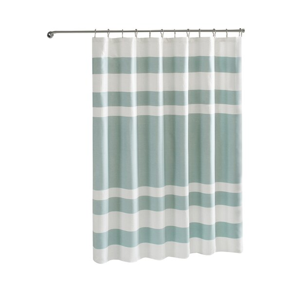Modern Green Shower Curtains | AllModern