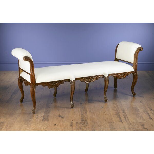 Wood Bench by AA Importing