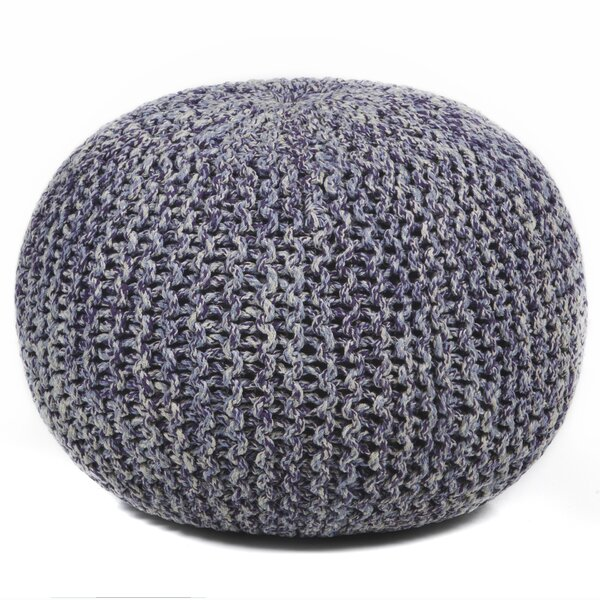 Meknes Pouf by Bungalow Rose
