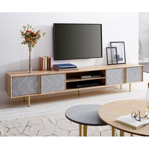 TV-Lowboard Annora Corrigan Studio | Wohnzimmer > TV-HiFi-Möbel > TV-Lowboards | Corrigan Studio