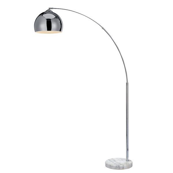 Arquer 66.93 Arched Floor Lamp by VERSANORA
