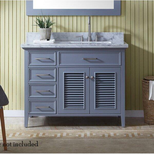 Hamil Modern 43 Single Bathroom Vanity Set by Highland Dunes