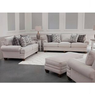 Fielden Configurable Living Room Set by Canora Grey