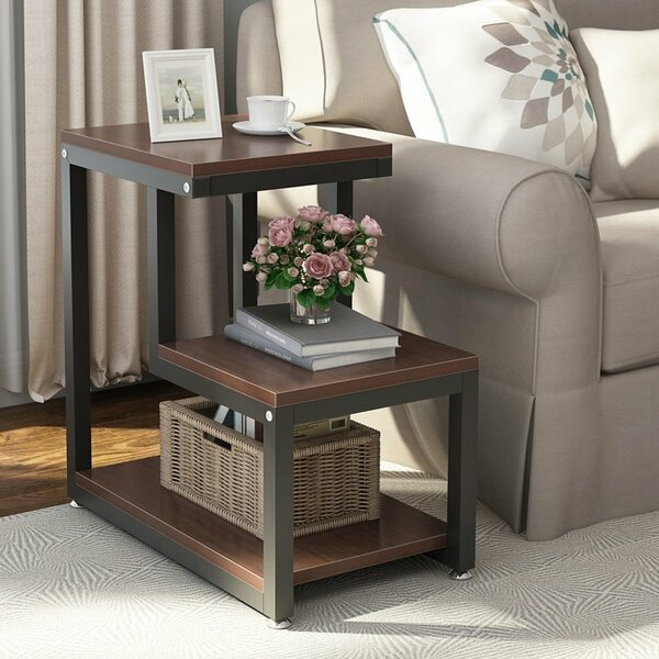 Armenta End Table by Williston Forge