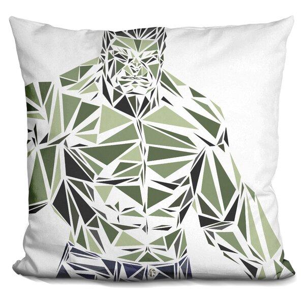 Hulk I Throw Pillow by LiLiPi