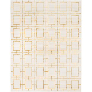 Glam Gold Beige Area Rug By Marilyn Monroe