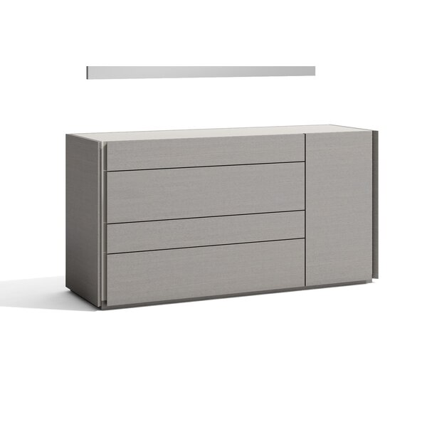 Sintra 4 Drawer Dresser by J&M Furniture
