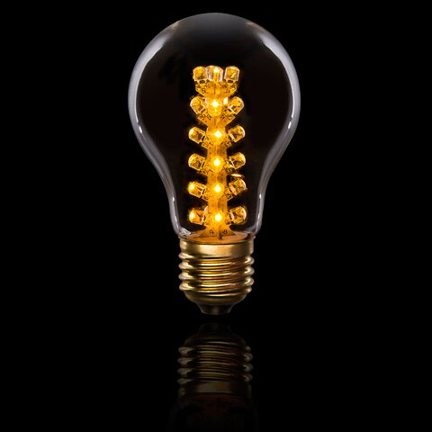 0.9W E26 LED Light Bulb by Northlight Seasonal